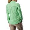Craghoppers NosiLife Adventure overhemd en blouse lange mouwen Dames groen